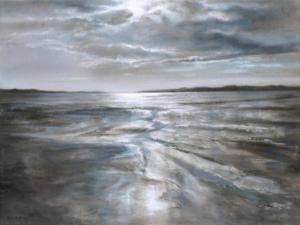 L'eau dans le sable